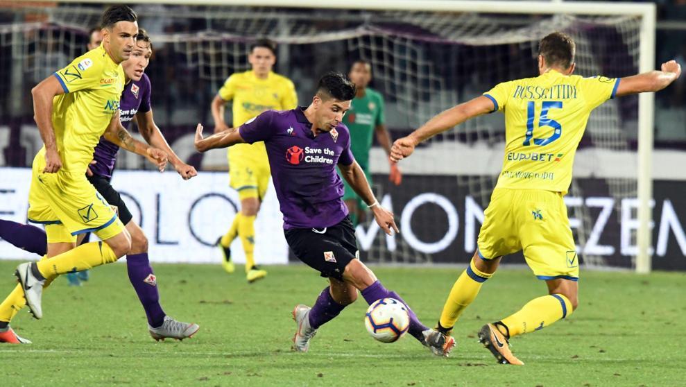 El Fiorentina 6-1 Chievo Verona en cinco detalles