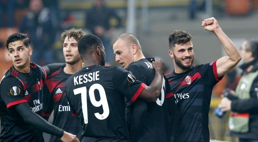 Sorteo Europa League I Suerte dispar para AC Milan y Lazio