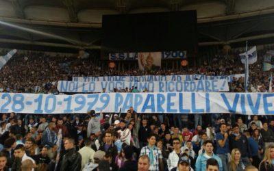 Vincenzo Paparelli, muerte en las gradas