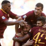 El AS Roma 3-1 Lazio en cinco detalles