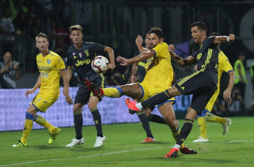 El Frosinone 0-2 Juventus en cinco detalles
