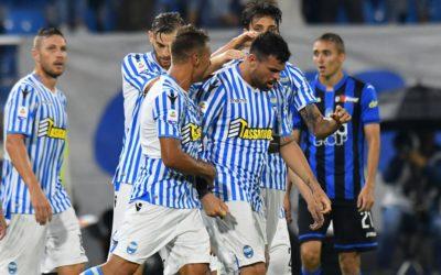 El SPAL 2-0 Atalanta en cinco detalles