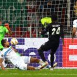 El Eintracht Frankfurt 4 – 1 Lazio en cinco detalles