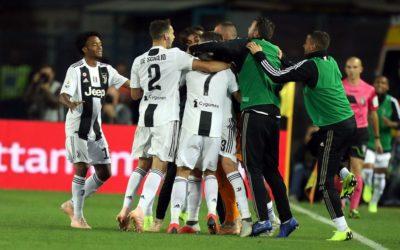 El Empoli 1-2 Juventus en cinco detalles