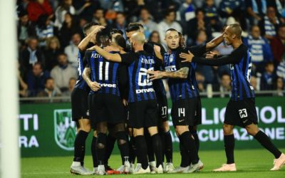 El SPAL 1-2 Inter de Milán en cinco detalles