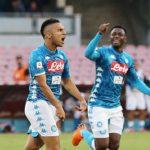 El Napoli 2-0 Sassuolo en cinco detalles
