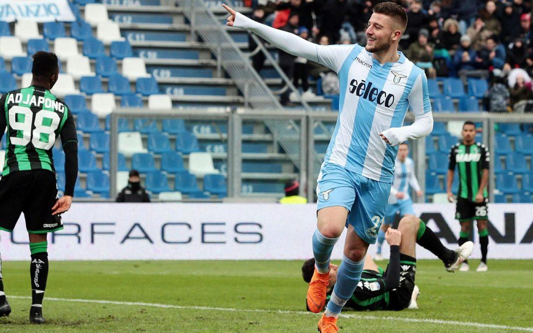 Previa Serie A I Sassuolo – Lazio