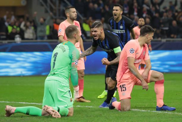 El Inter de Milán 1-1 FC Barcelona en cinco detalles