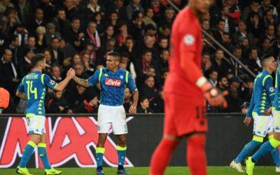 Previa Champions League | Napoli – PSG