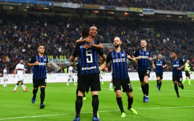 El Inter de Milán 5-0 Genoa en cinco detalles