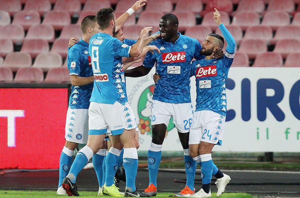El Napoli 5-1 Empoli en cinco detalles
